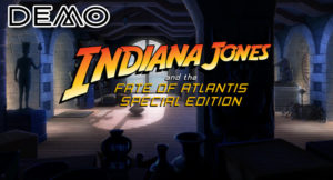 Read more about the article Indiana Jones and the Fate of Atlantis Special Edition – Beta Demo
