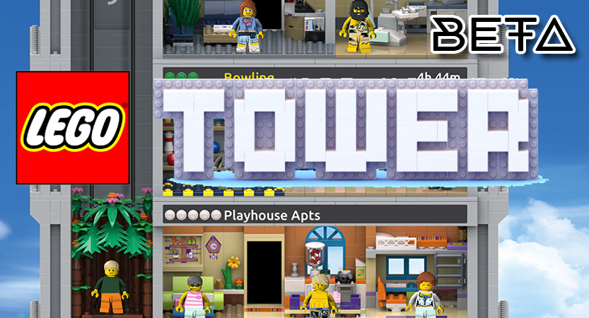 LEGO Tower — Бета (iOS & Android)