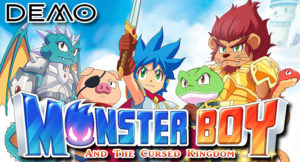 Read more about the article Monster Boy and the Cursed Kingdom Бета Демо / Beta Demo в Steam