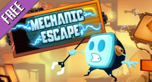 Read more about the article Mechanic Escape бесплатно от Indiegala (не Steam)